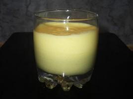 Mousse mangue