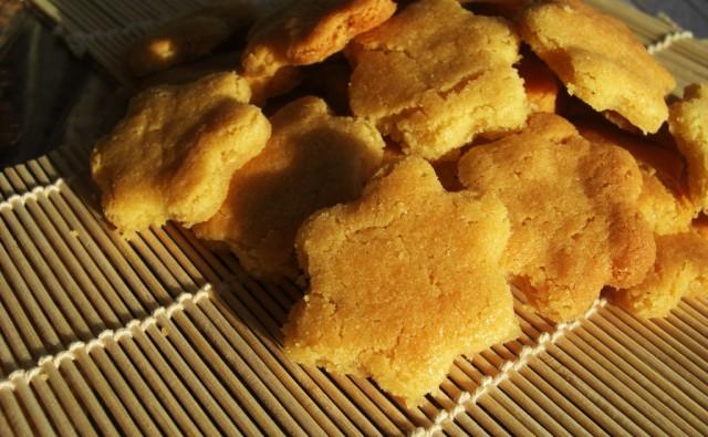 Sablés bretons à la fève tonka