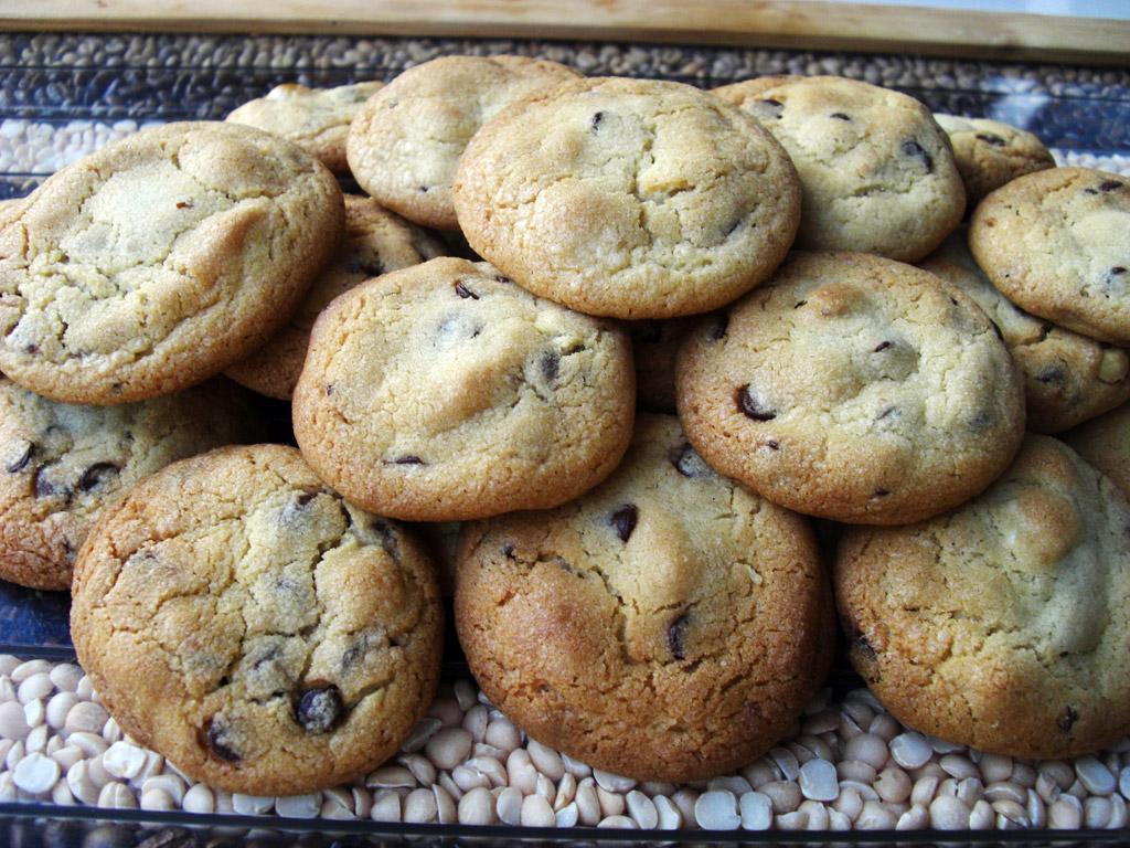 Cookies choco-noisette nutella